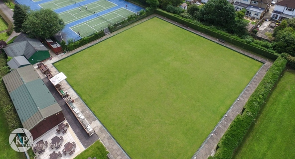 Aerial view of the Club