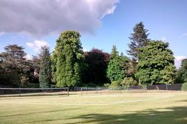 Keswick Grass Courts 1, 2 and 3