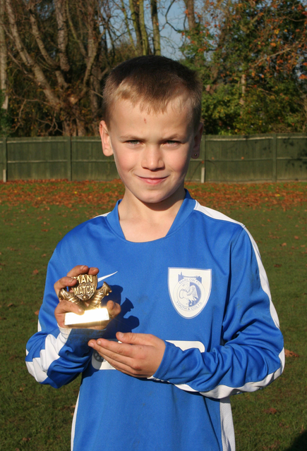 Merlins Player of the Day