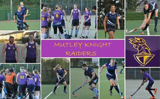 Mutley Knight Raiders