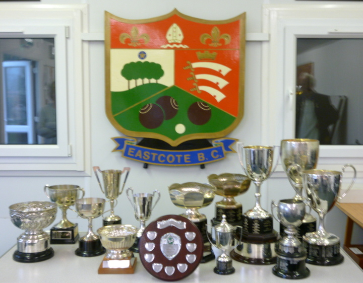 A fine collection of Trophies