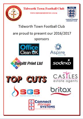 TTFC Sponsors