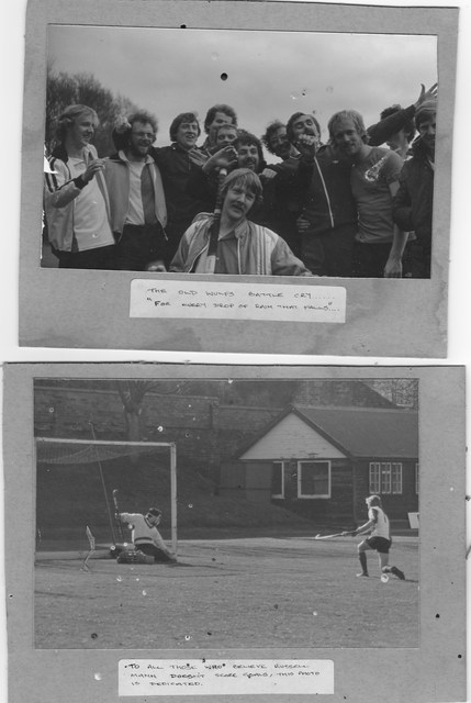 Scarborough Easter Hockey Festival 1981