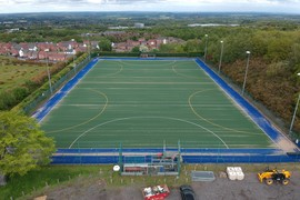 Call 07866 778830 to book our pitch