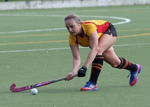 Nicola Dymond solid defence