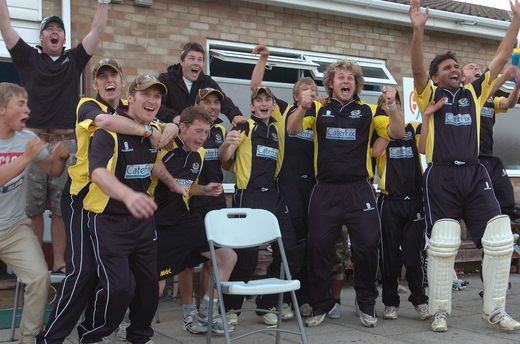 Midlands t20 is ours!