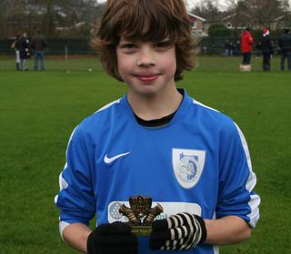 Merlins Player of the Day v Hughenden Valley