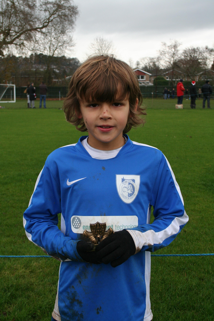 Sorcerers Player of the Day v Hughenden Valley
