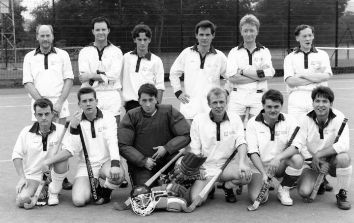 Mens 1XI 1980s