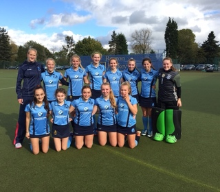 Under 16 Girls vs Lichfield HC