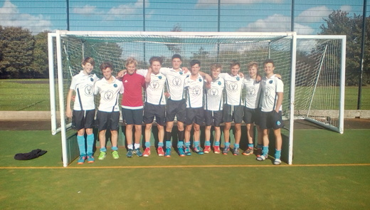 U18s Boys vs Bridgenorth - 16th Oct 16
