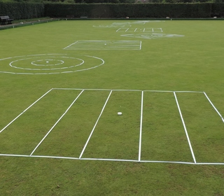 I've heard of crop circles but this is ridiculous!