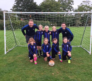 U7s Roses first friendly