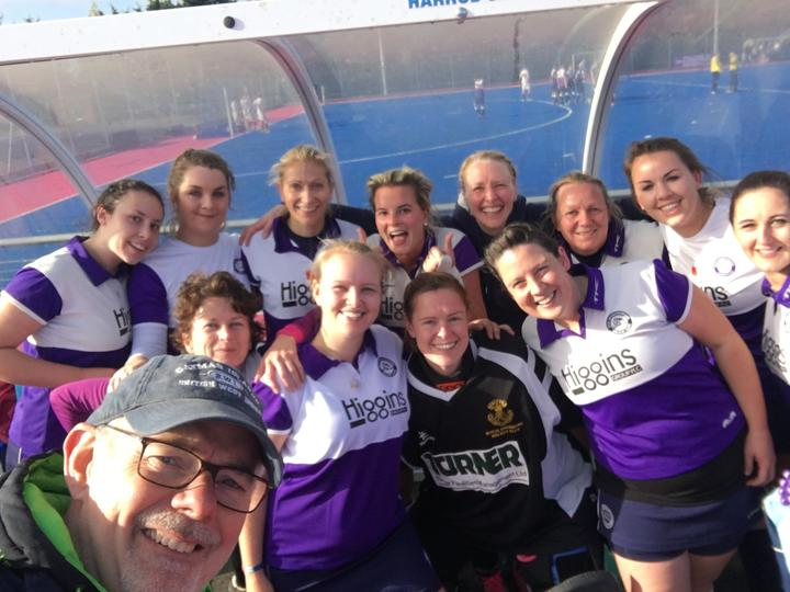 Win against East London 3s 5 - 2  November 5th (Rachel Paddon was also there somewhere)
