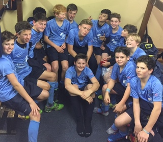 U14 Boys vs Bowdon U14 Boys