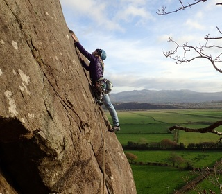 An early lead- Tremadog