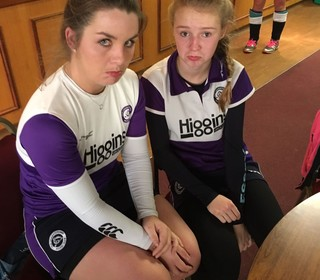 Sad faces after the 0 - 1 defeat to Colchester Dec 3rd