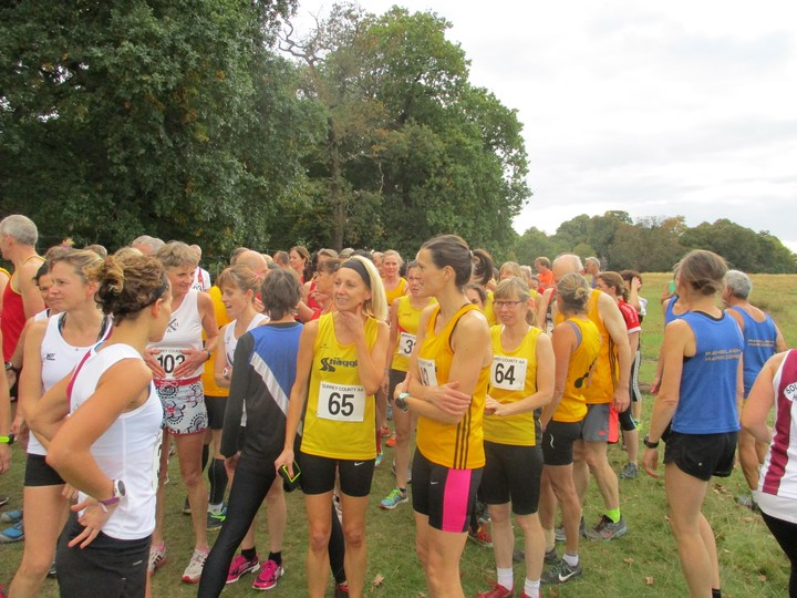 Surrey Masters - Richmond Park 22/10/16