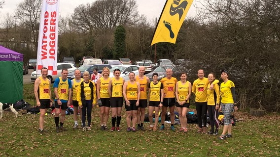 Middlesex Masters 19/2/17