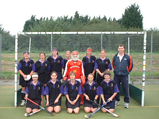 Ladies 1st XI 2002/03