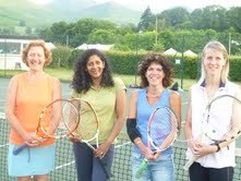 Ladies Team at Braithwaite