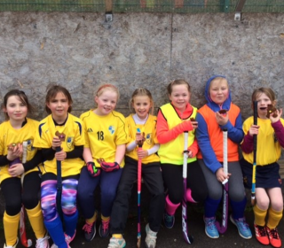 Under 10 girls record first tournament win at Torbay