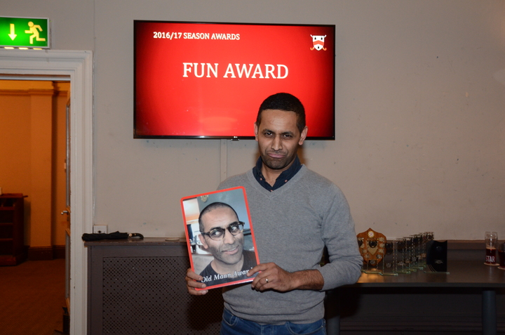 Joke Award - Kam Maan