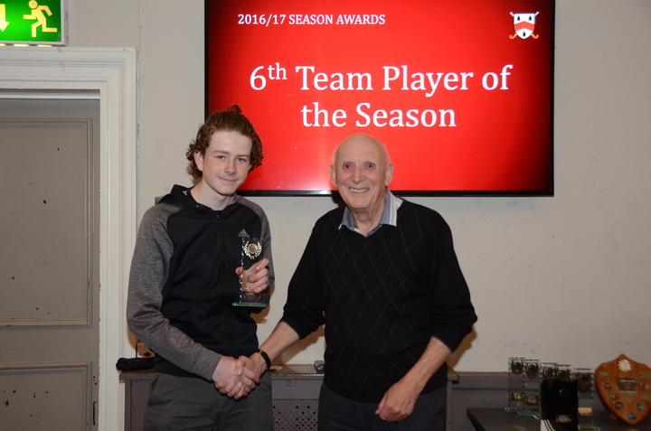 6th Team Player of the Season - Josh Wilson