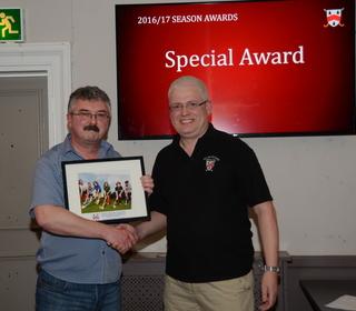 Special Award - Roger Cooper