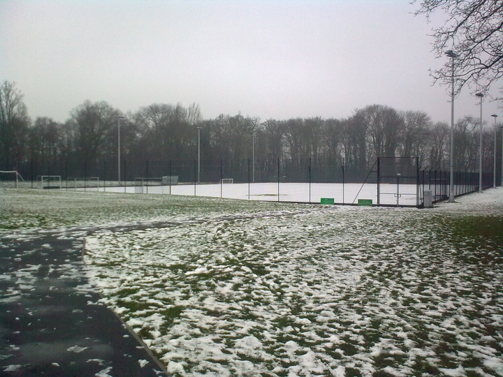 Hockey Pitch Tuesday 7th February 2012 at 11.15am