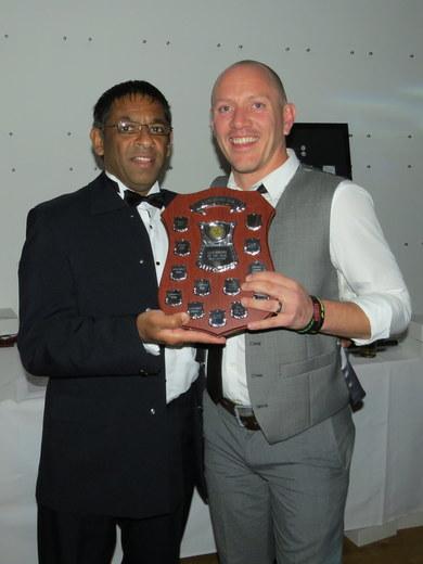 Men's Section Club Member of the Year - Tim Jones