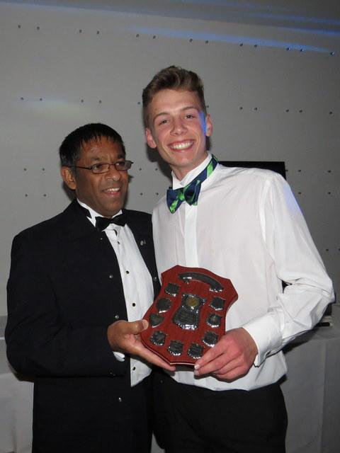 Men's U19 Player of the Year - David McCarter