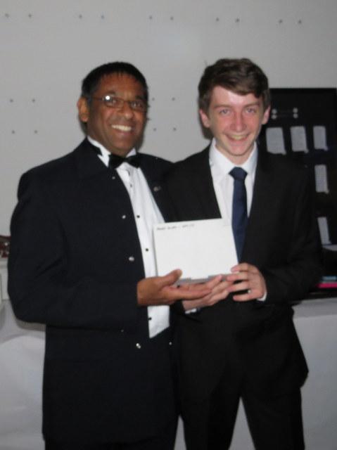 The 'Hannah Macloed Trophy' - Miles Jones