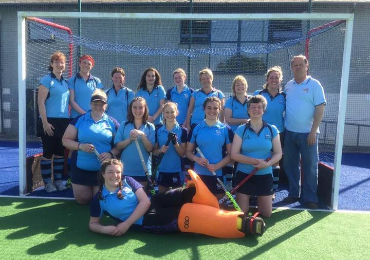 Ladies 2nds 2016/17