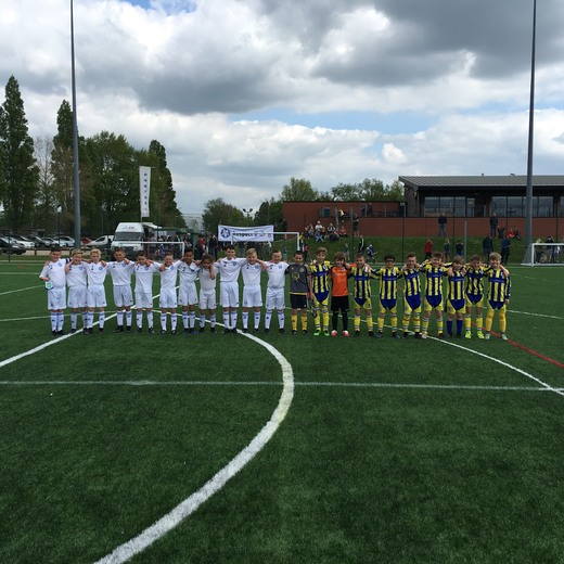 EDMSL 2016/17 U10 champions league cup final winners