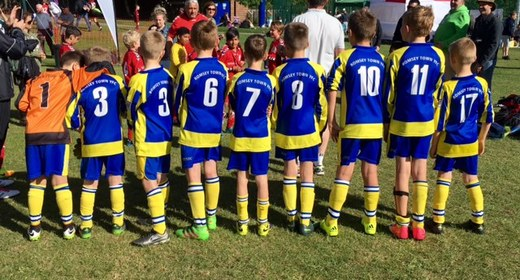 Under 9 Panthers - let the tournament season begin!!!!