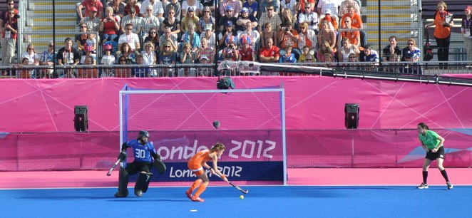 GB women at 2012 Olympics