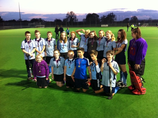 U14 Winners - 2014 Mixed at Bedford