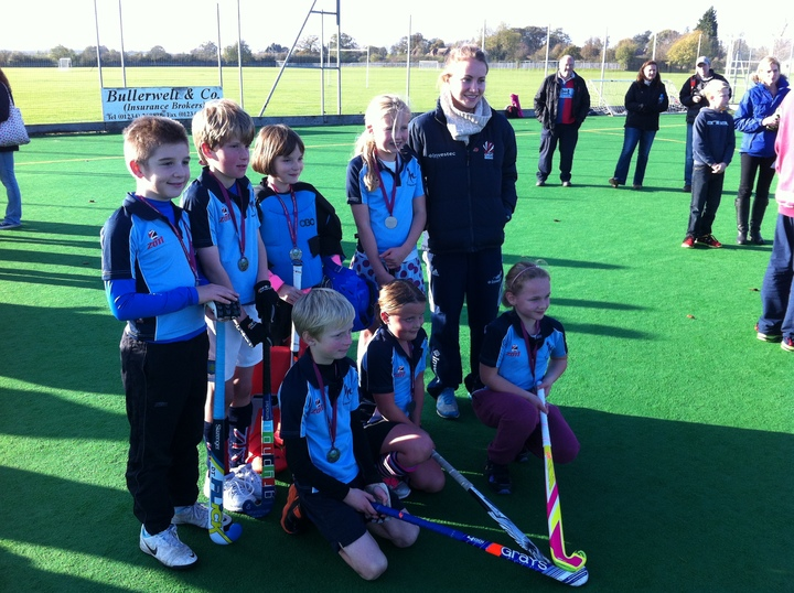 U10 Winners - 2014 Mixed at Bedford