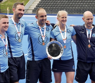 RHC Mixed XI National Plate Winners
