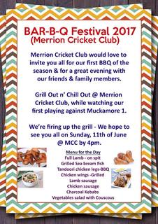 Merrion BBQ 2
