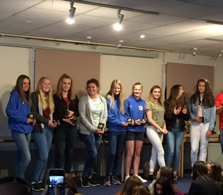 U15 Girls Crowned Winchester & District West Champion