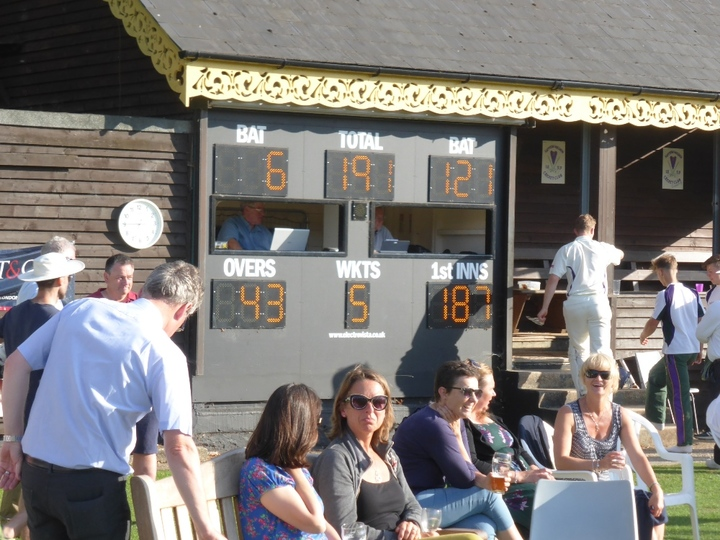 121 runs for James Rushford and a win for SWCC