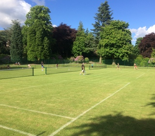 Grass Courts - Club Session