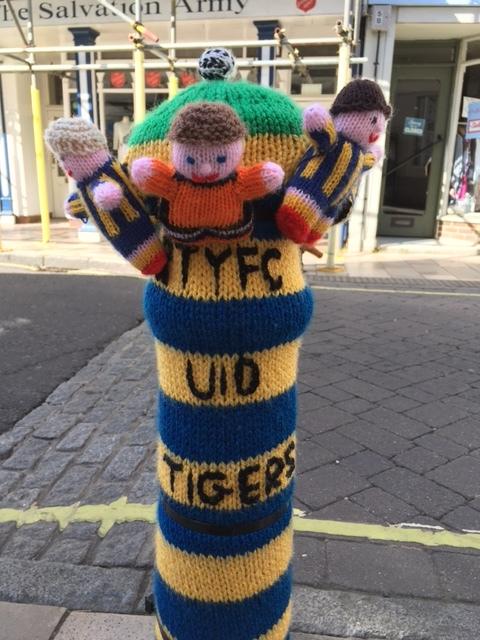 Good work U10 Tigers!