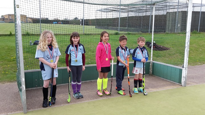 U8 Winners 2017 Mixed at St Ives