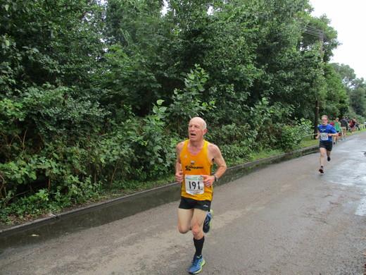 Phil Davies, 2nd M60