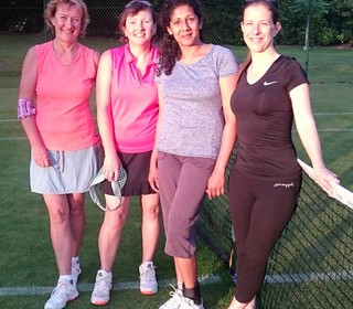 Ladies 2 Team