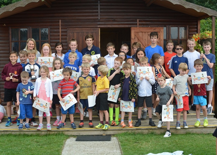 Junior Prize Giving 2017