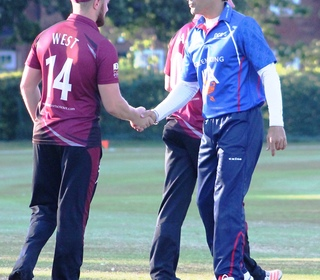 Aaron West & Mark Ramprakash